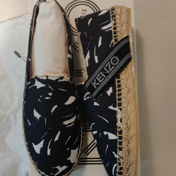 Kenzo Shoes   Kenzo Espadrilles Kapri